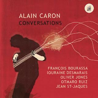 Alain Caron - 2007 - Conversations