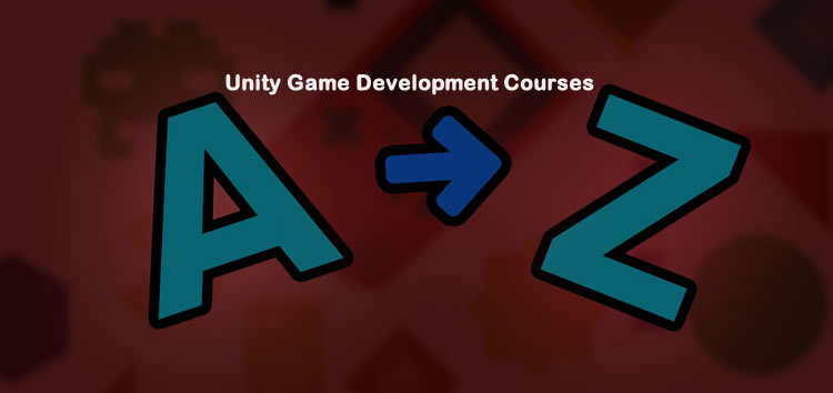 Unity A to Z Game Development Course Bundle Discount