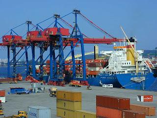 Resultado de imagem para ferrovia para porto de Santos