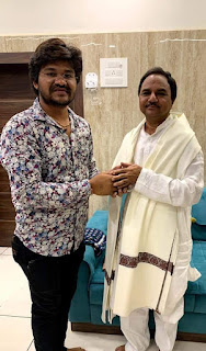 Hemant Chauhan had come to visit Alpa Patel's house