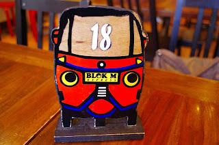 No. 18 at Blok M