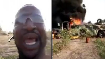 Army Set Us Up So Boko Haram Can Kill Us – Nigerian Soldiers Cry Bitterly (Video)