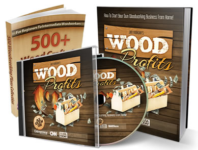 Free online course to start your wood business