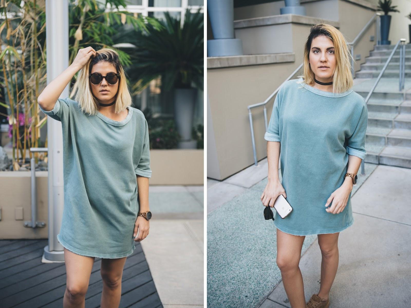 Urban Outfitters Casual Sweater Dress - @taylorwinkelmeyer