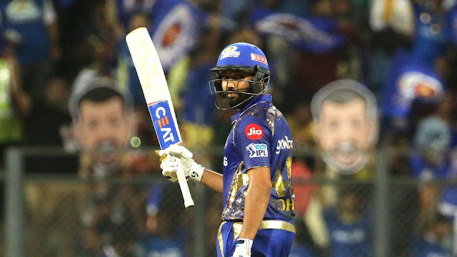 Mumbai Indians Captain Rohit sharma
