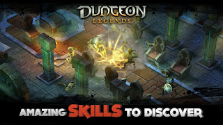 Game Dungeon Legends Mod Apk