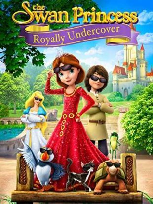 The Swan Princess: Royally Undercover 2017 Full English Movie Download 720p DVDRip