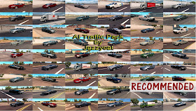 Sinagrit Baba's Workshop: ATS - AI Traffic Pack v5 9 by Jazzycat