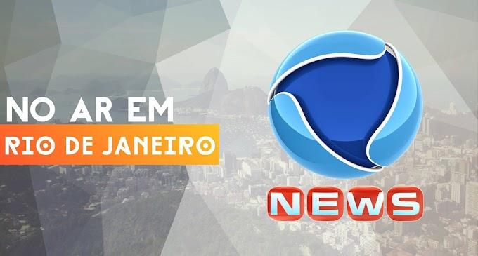 Record News HD no ar no Rio de Janeiro