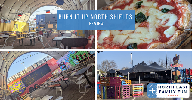 Burn It Up North Shields Review