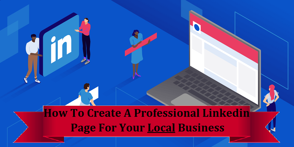 linkedin page for your business