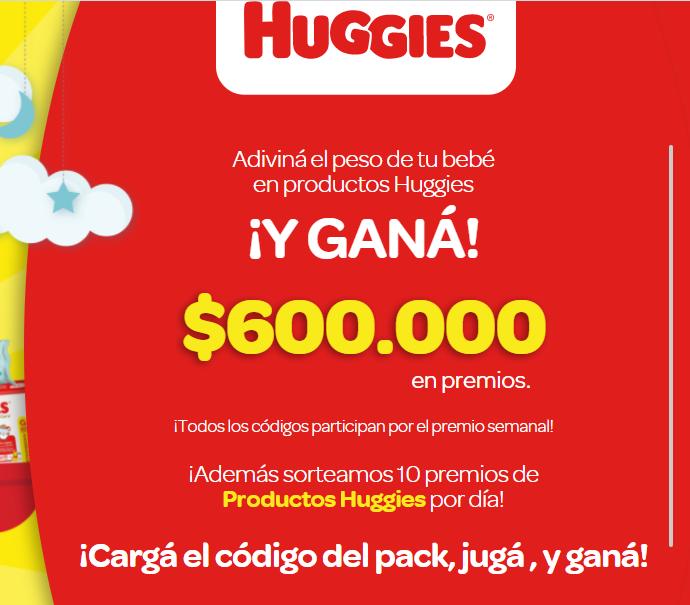Promo Huggies