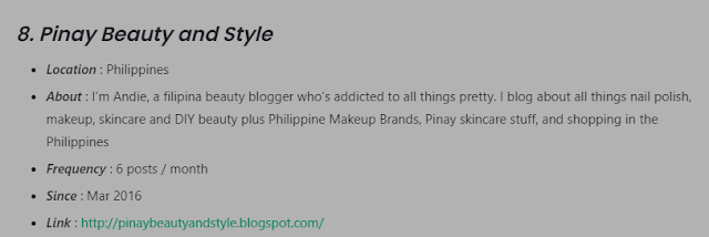 46 Top Beauty Bloggers in the Phillipines