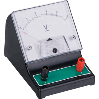 how to use the voltmeter
