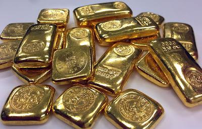 الذهب اهم مصادر الاستثنار الامن