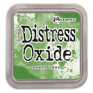 MOWED LAWN DISTRESS OXIDE
