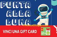 Logo Penny Market Vinci gratis Gift Card da 100€ ma solo per pochi giorni