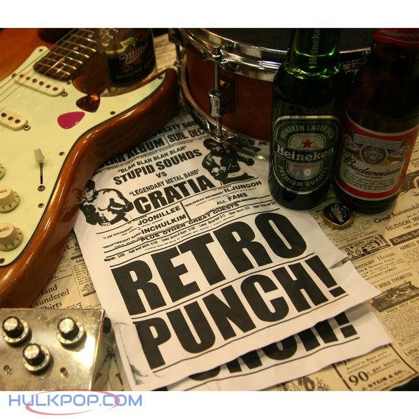 Cratia – Retro Punch!