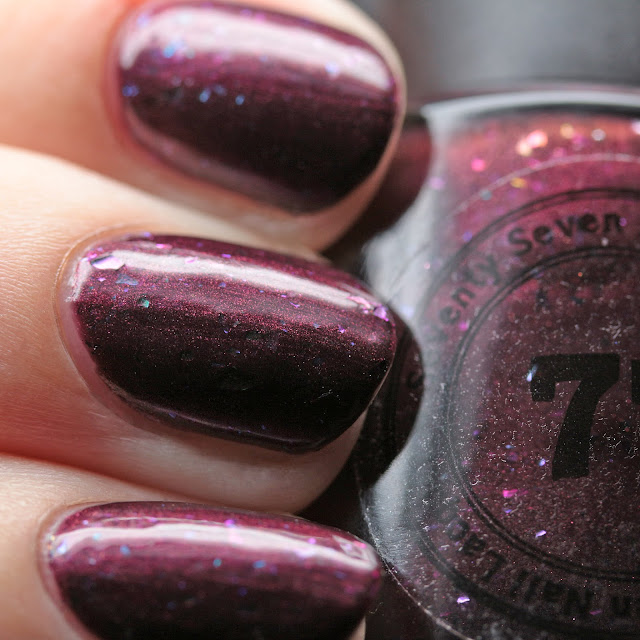 Seventy-Seven Nail Lacquer My Dad, My Hero