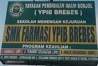 SMK Kesehatan YPIB Brebes