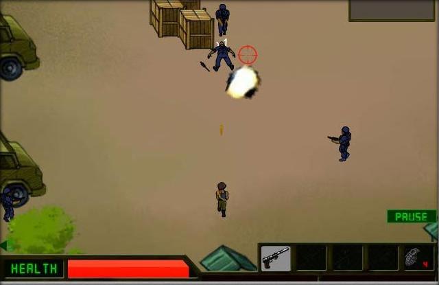 تحميل لعبة القتال BW Shooter برابط مباشر للكمبيوتر