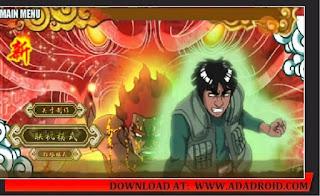 Download Naruto Senki Might Guy Edition Mod by Mori Apk