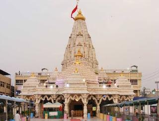 ambaji temple history in gujarati
