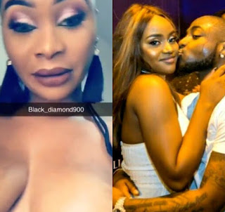 """Davido shouldn't have announced his wedding with Chioma coz we're crushing on him""- Spokesperson of Nigerian Slay Queens fumes in Anger!!!"