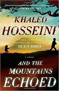 And the Mountains Echoed by Khaled Hosseini
