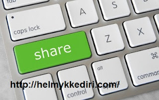 Membuat autoshare postingan blog kesosial media