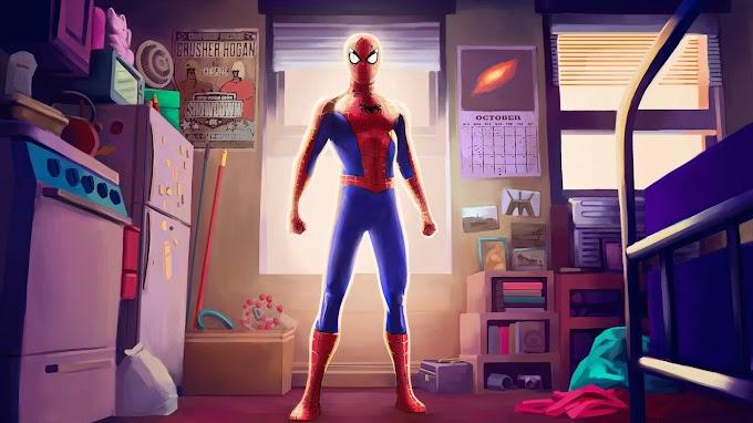 Homem Aranha para Tela de Fundo