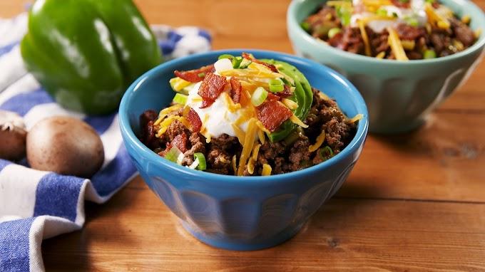 Keto Chili Recipe #dinnereasy #quickandeasy #dinnerrecipe #lunch #amazingappatizer