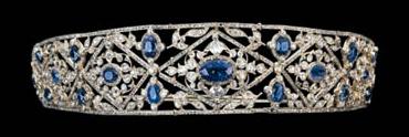 Marie Poutine S Jewels Amp Royals Bandeau Tiaras