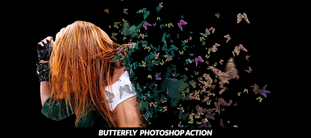Spread Photoshop Action