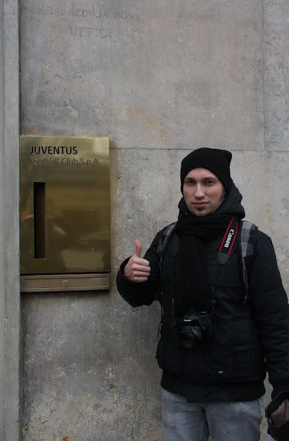 У офиса Ювентуса