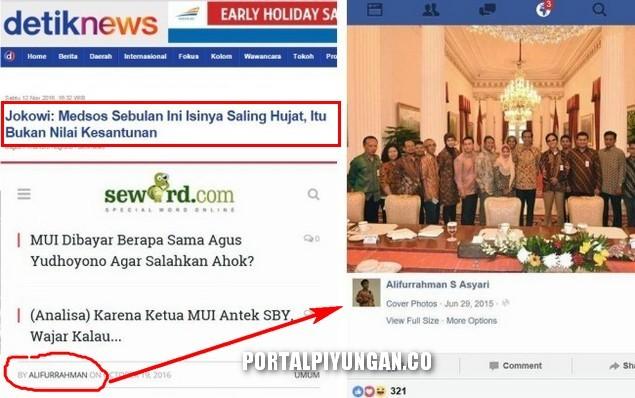 KRITIK Jokowi Atas Medsos BERBALIK ke Pendukungnya : kabar Terbaru Hari Ini