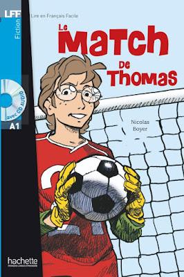 Télécharger Livre Gratuit Le Match de Thomas pdf