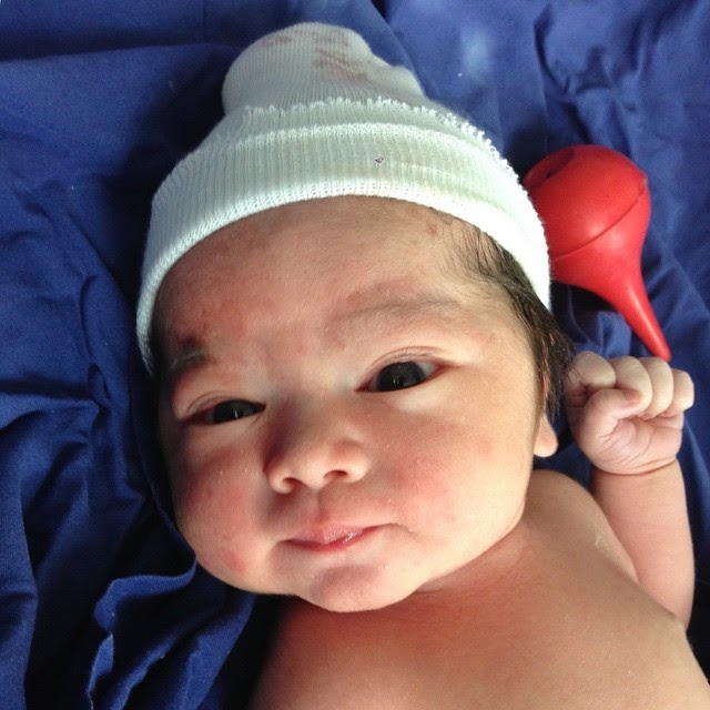 Hanns  Kristine Hermosa and Oyo Sotto s third child and first baby boy    Oyo Boy Sotto And Kristine Hermosa Baby