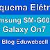 Esquema Elétrico Samsung SM-G600FY Galaxy On7
