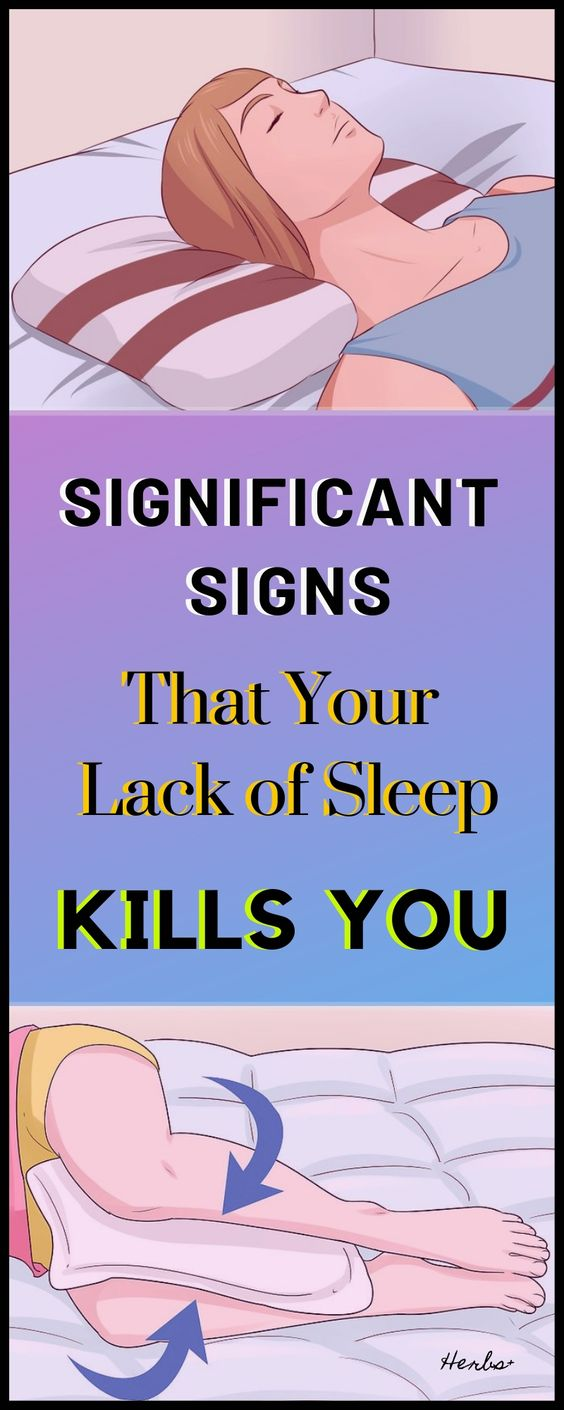 Significant Signs That Your Lack of Sleep Kills You