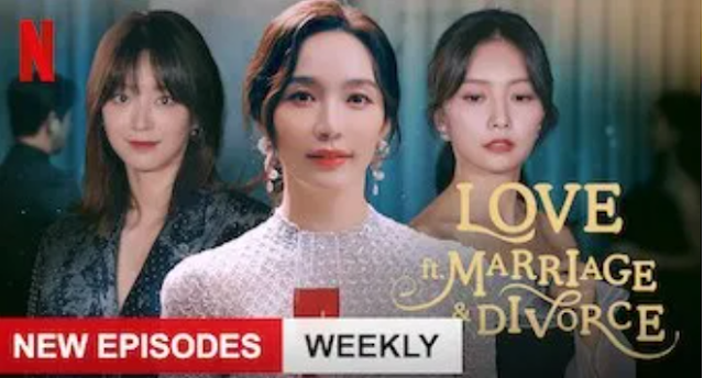 Love (ft Marriage and Divorce)