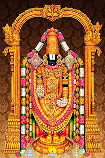 तिरूपति बालाजी कि कथा, तथा क्यों चढ़ावा देने कि प्रथा है इस मंदिर में। Story of Tirupati Balaji.