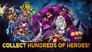 Brave Frontier Mod Apk High Damage