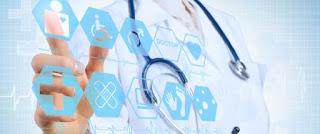 مساهمة تكنولوجيا الاعلام في مجال الطب و الصحة: