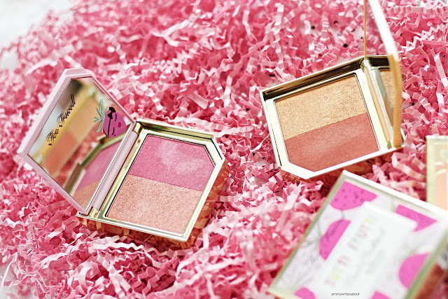 Tutti Frutti Fruit Cocktail Blush Duo's Apricot and Strawberry