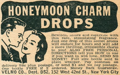 Honeymoon Charm Drops