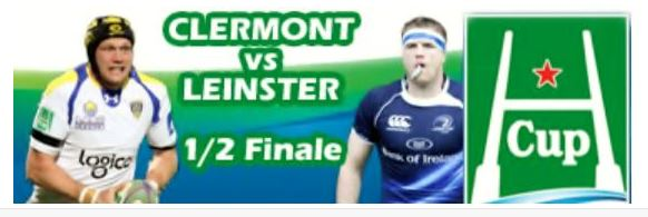 ASM - Leinster 1/2 finale 2012