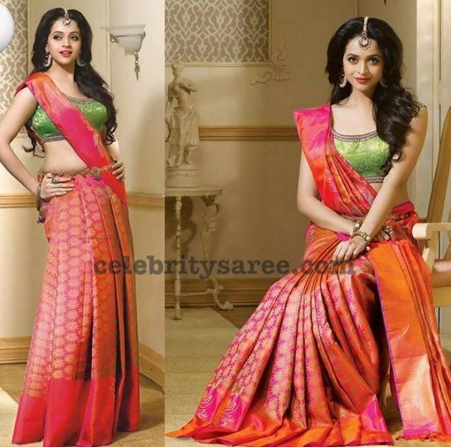 bhavana-soft-silk-sarees1
