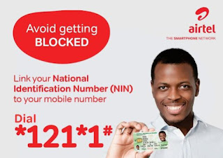 How To Link your NIMC Number To Your Phone Number On The Airtel Network
