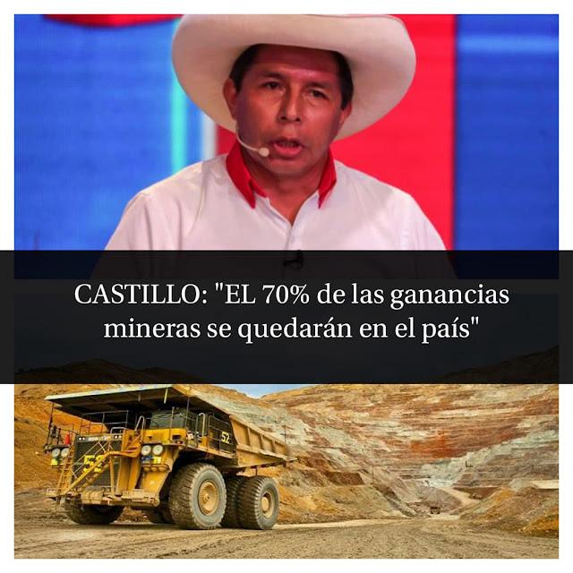 Castillo y la Minería